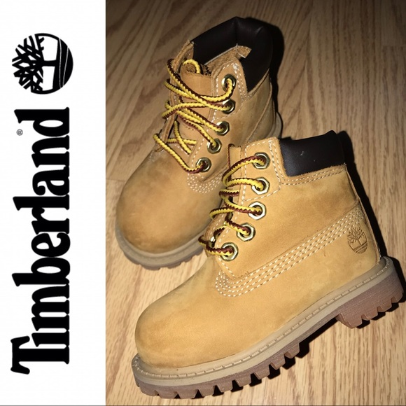 Baby Boys Timberland 6 Premium Boots